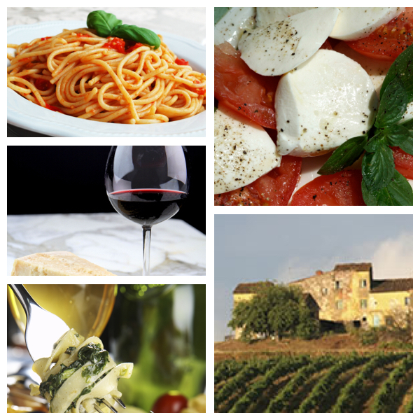 """Italian Wine and food - """"Spectre at the Feast"""" with the ..."""